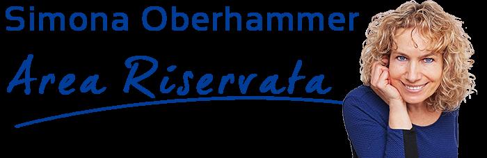 Simona Oberhammer – Area Riservata